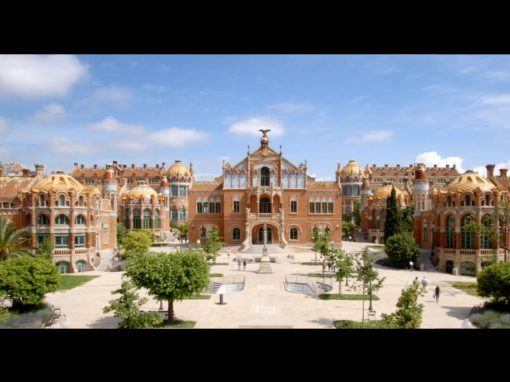 Pavellón de Sant Salvador Hospital de la Santa Creu i Sant Pau